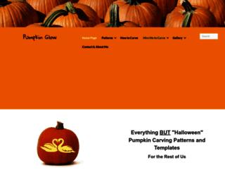 pumpkinglow.com screenshot