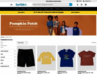pumpkinpatch.com.au screenshot