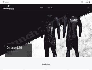 punchtown.com screenshot