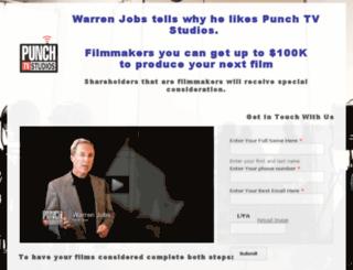 punchtv.net screenshot