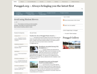 punggol.org screenshot