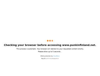 punkinfinland.net screenshot