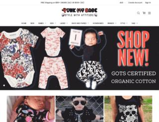 punkmybabe.com.au screenshot