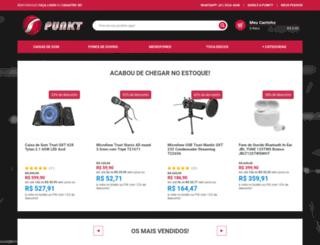 punkt.com.br screenshot