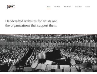 punktdigital.com screenshot