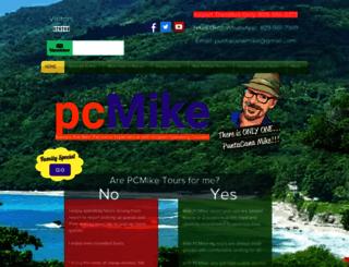 puntacanamike.com screenshot