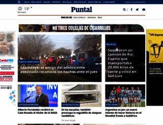 puntal.com.ar screenshot