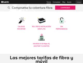 punto-t.com screenshot