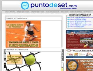 puntodeset.com screenshot