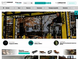 puntodesign.ru screenshot