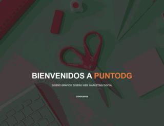 puntodg.com screenshot