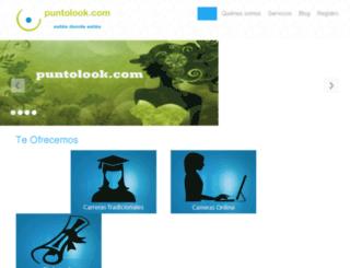 puntolook.com screenshot