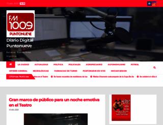 puntonueve.com.ar screenshot