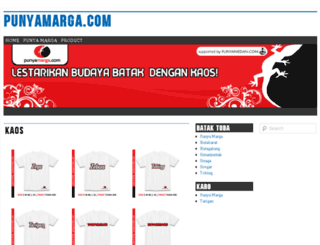 punyamarga.com screenshot