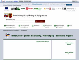 pup.bydgoszcz.pl screenshot