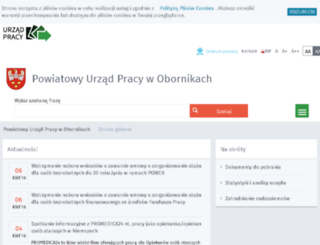 pup.oborniki.info screenshot