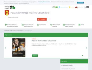 pupczluchow.pl screenshot
