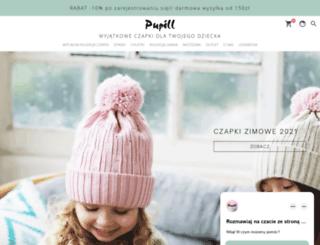 pupill.pl screenshot