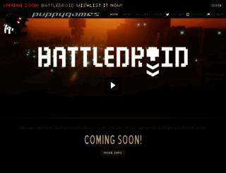 puppygames.net screenshot