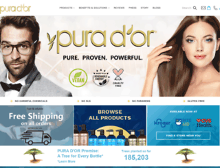 purador.com screenshot