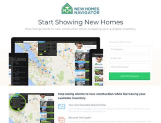 purchase.newhomesnavigator.com screenshot