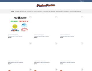 purchasepremium.com screenshot