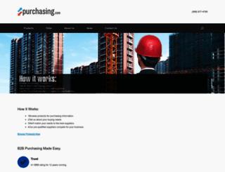 purchasing.com screenshot