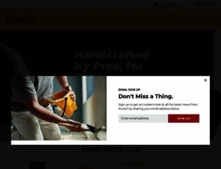 purdy.com screenshot