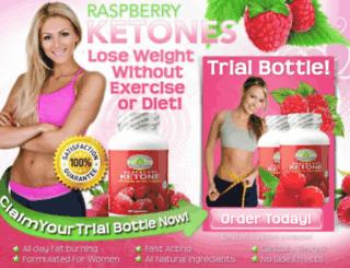 pure-raspberryketones.com screenshot