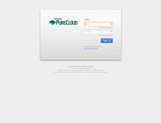 purecloud.ncircle.com screenshot