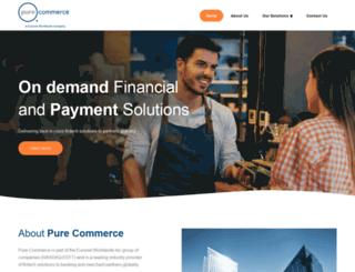 purecommerce.com.sg screenshot