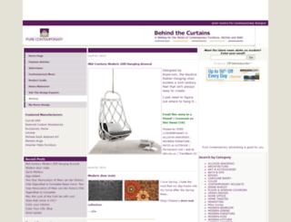 purecontemporary.blogs.com screenshot