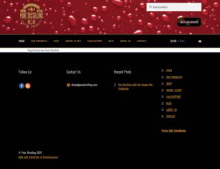 puredistilling.com screenshot