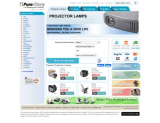 pureglare.com.au screenshot