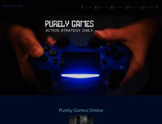 purely-games.com screenshot