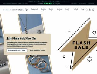 purelydiamonds.co.uk screenshot