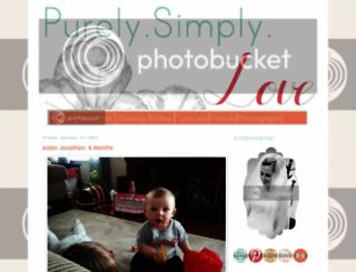 purelysimplylove.blogspot.com screenshot