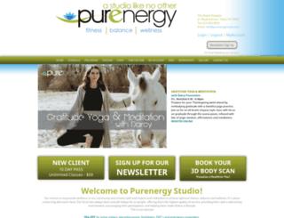 purenergy1.liveeditaurora.com screenshot