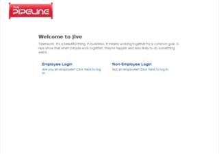 puretechltd.jiveon.com screenshot