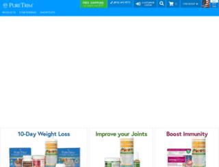 puretrim.com screenshot