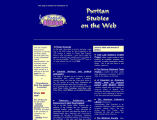 puritanism.online.fr screenshot