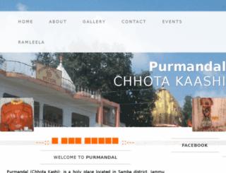 purmandal.in screenshot