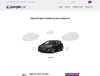 purplecar.com screenshot