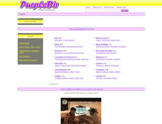 purpledir.com screenshot