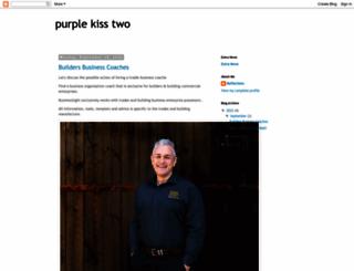 purplekisstwo.blogspot.ca screenshot