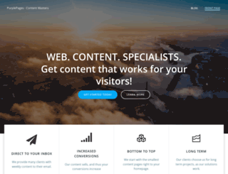 purplepages.ie screenshot