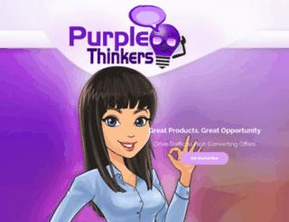 purplethinkers.com screenshot