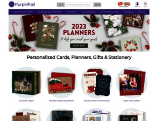 purpletrail.com screenshot