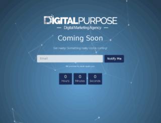 purposetech.com screenshot