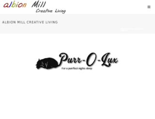 purr-o-lux.co.uk screenshot